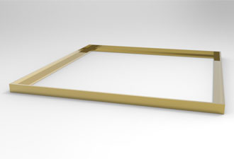 Angle frames by James Gilbert and Son - Image 2