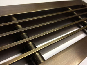 Linear Grilles Gilberts Ventilation