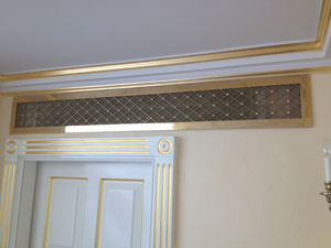 T-section grille frames by James Gilbert and Son - Image 4