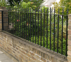 Railings Example 1