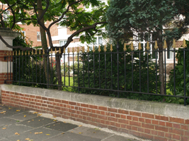Railings Example 2
