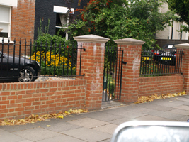 Railings Example 3