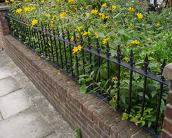 Railings Example 4