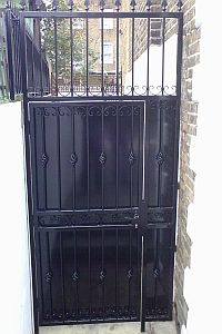 Decorative Security Gate - Example 2