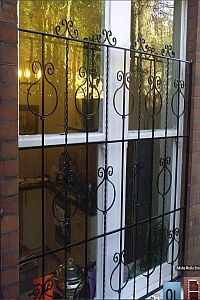 Decorative Window Bars - Example 12