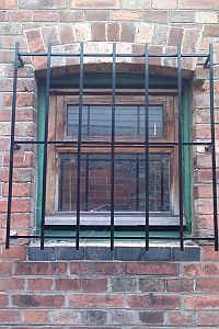 Decorative Window Bars - example 13